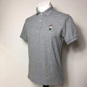 Ralph Lauren Men's Polo Bear Cotton Shirt Small